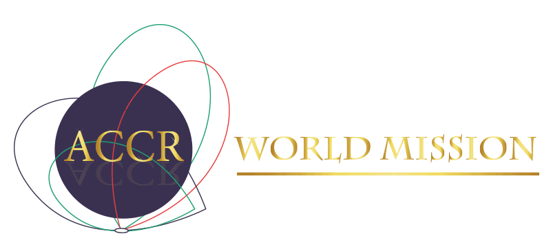 ACCR WORLD MISSION